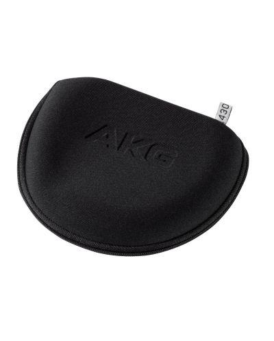 Слушалки AKG K430 - сребърни - 5