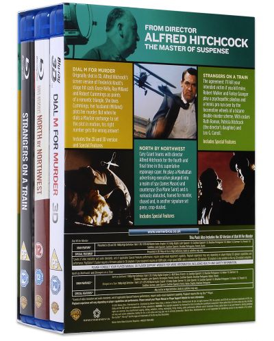 Alfred Hitchcock Collection (Blu-Ray) - 2