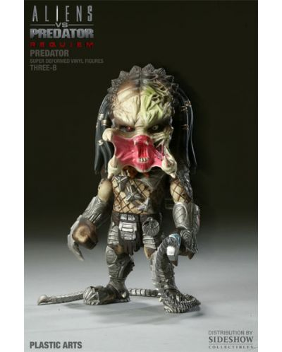 Aliens vs. Predator Requiem Super Deformed Vinyl Figure Predator 20 cm - 7