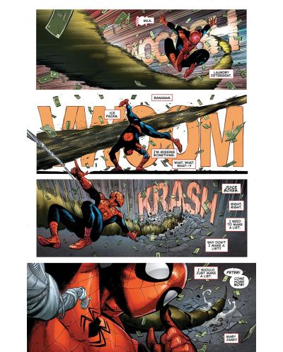 Amazing Spider-Man Renew Your Vows Vol. 1 Brawl in the Family - 2