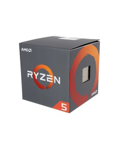 Процесор  AMD Ryzen 5 1400 - 1