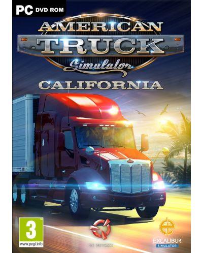 American Truck Simulator - California (PC) - 1