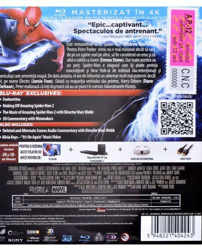 Невероятният Спайдър-мен 2 3D + 2D (Blu-Ray) - 2