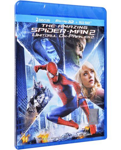 Невероятният Спайдър-мен 2 3D + 2D (Blu-Ray) - 3