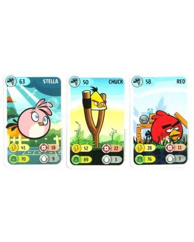 Детска игра с карти Tactic - Angry Birds - 2