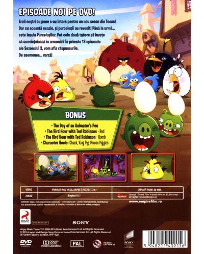 Angry Birds Toons - Сезон 3 - част 1 (DVD) - 2