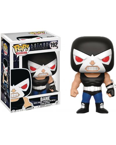 Фигура Funko Pop! Heroes: Animated Batman - Bane, #192 - 2