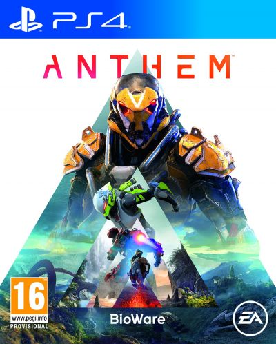 Anthem + Pre-order бонус (PS4) - 1