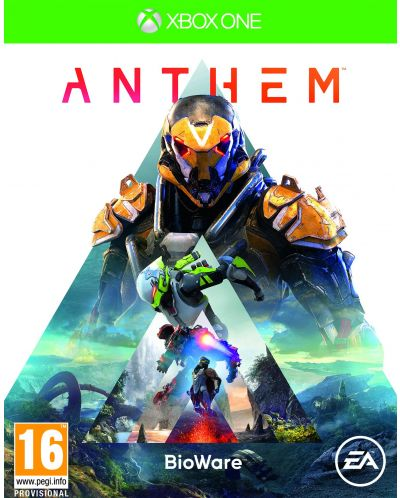 Anthem + Pre-order бонус (Xbox One) - 1
