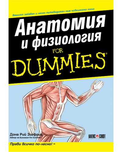 Анатомия и физиология - 1