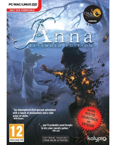 Anna: Extended Edition (PC) - 1