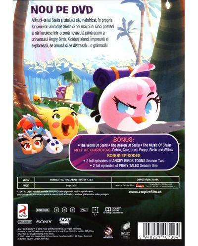 Angry Birds Стела - Първи сезон (DVD) - 2