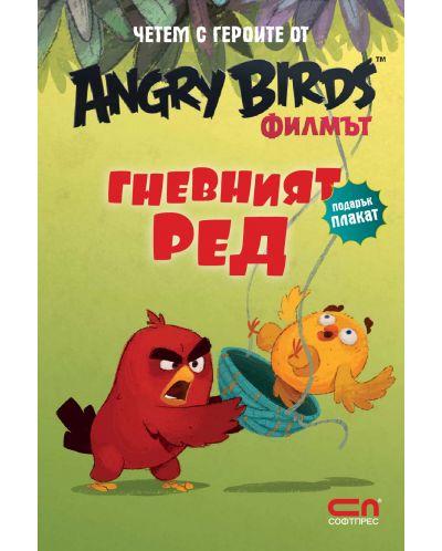 Angry Birds. Филмът: Гневният Ред - 1