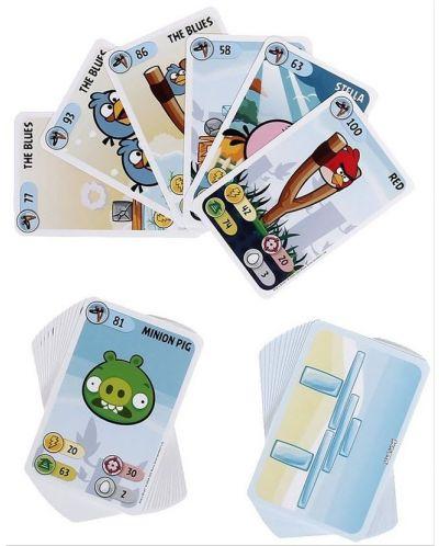 Детска игра с карти Tactic - Angry Birds - 3