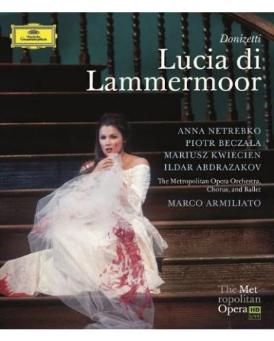 Anna Netrebko - Donizetti: Lucia di Lammermoor (Blu-ray) - 1