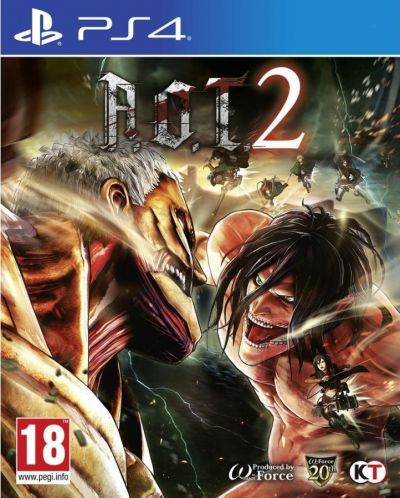 Attack on Titan 2 (PS4) - 1