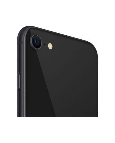 Смартфон Apple iPhone SE - 2nd gen, 128GB, черен - 5