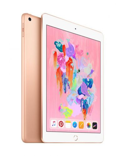 Таблет Apple 9,7-inch iPad 6 Cellular 32GB - Gold - 2