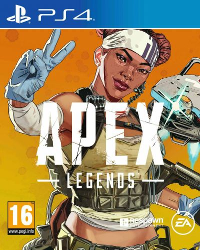 Apex Legends - Lifeline (PS4) - 1