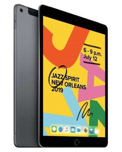 "Таблет Apple iPad 7 Cellular - 10.2"", Space Grey - 2"