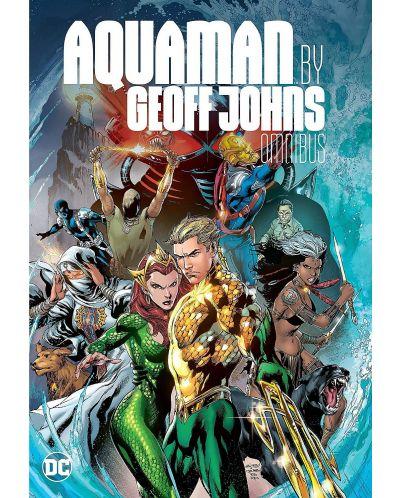 Aquaman by Geoff Johns Omnibus - 1