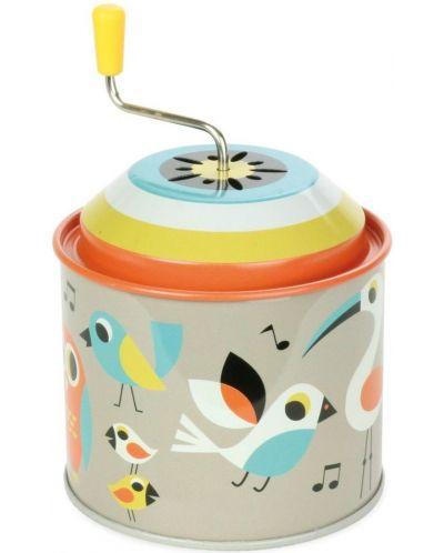 Музикална кутия Vilac, дизайн Анжела Арениус - 1