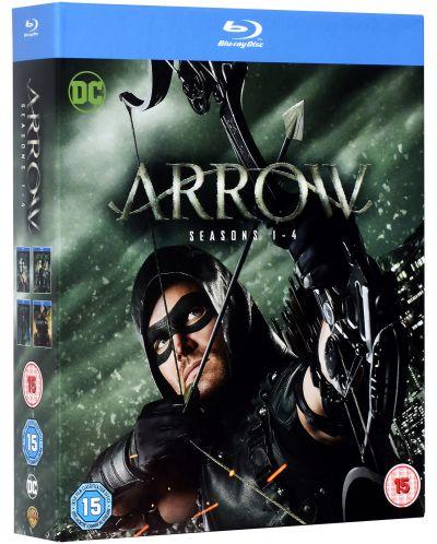 Arrow Season 1-4 (Blu-Ray) - 2