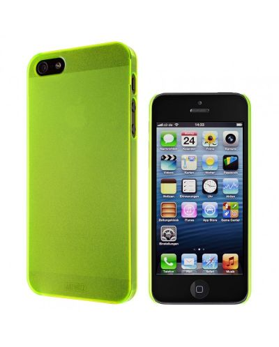 Калъф Artwizz SeeJacket Clip Neon за iPhone 5, Iphone 5s -  жълт - 3