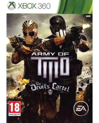 Army of Two: The Devil's Cartel (Xbox 360) - 1