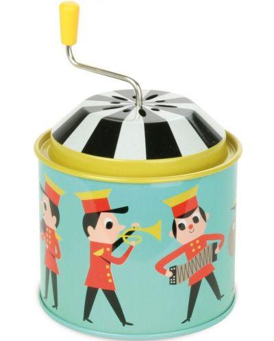 Музикална кутия Vilac, дизайн Анжела Арениус - 2