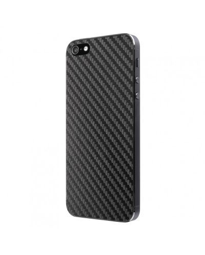 Artwizz CarbonFilm за iPhone 5 -  черен - 1