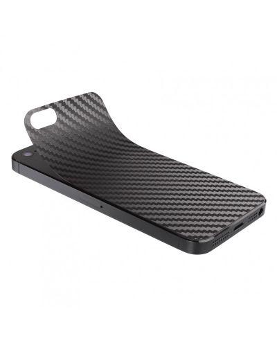 Artwizz CarbonFilm за iPhone 5 -  черен - 2