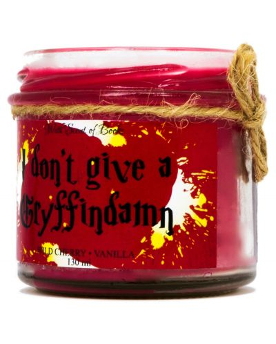 Ароматна свещ - I don't give a Gryffindamn, 130 ml - 2