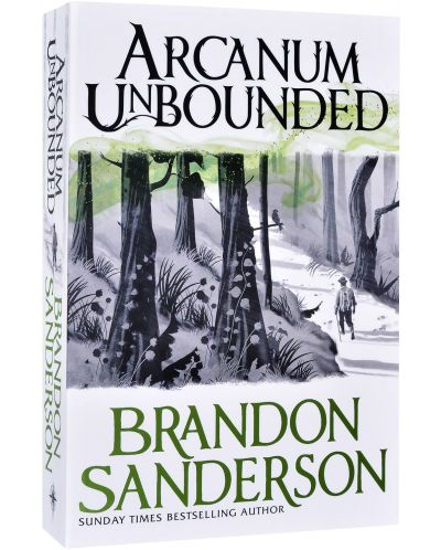 Arcanum Unbounded: The Cosmere Collection - 2