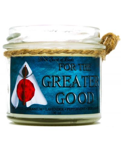 Ароматна свещ - For the Greater Good, 130 ml - 1