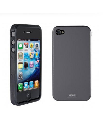 Калъф Artwizz SeeJacket Alu за iPhone 5, Iphone 5s - тъмносив - 1