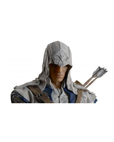 Фигура Assassin's Creed - Legacy Collection: Connor Bust - 4