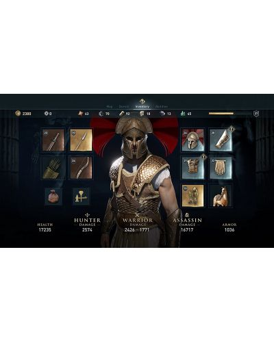 Assassin's Creed Odyssey (Xbox One) - 4