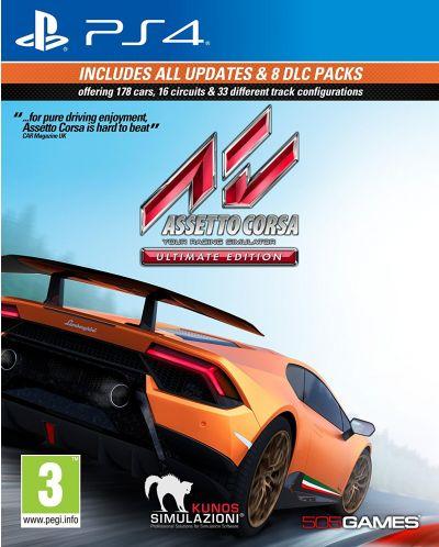Assetto Corsa Ultimate Edition (PS4) - 1