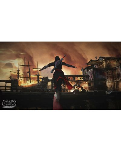 Assassin's Creed Chronicles Pack (PS4) - 8