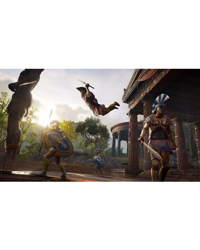Assassin's Creed Odyssey Medusa Edition (PS4) - 7