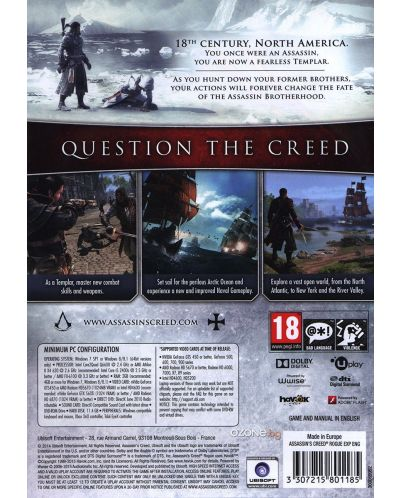 Assassin's Creed Rogue (PC) - 6