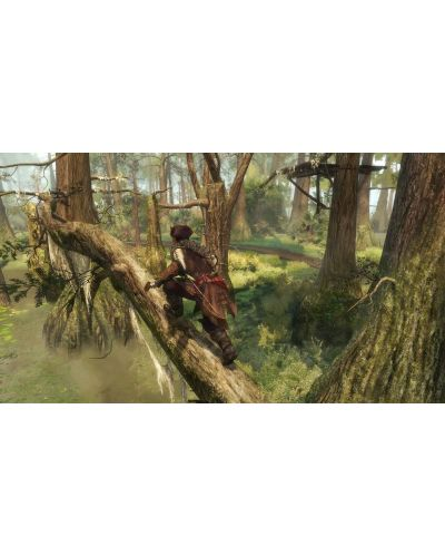 Assassin's Creed III Remastered + All Solo DLC & Assassin's Creed Liberation (Nintendo Switch) - 8