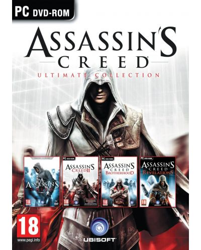 Assassin's Creed Ultimate Collection (PC) - 1