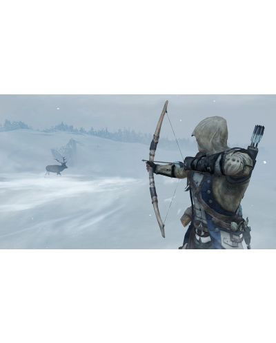 Assassin's Creed III Remastered + All Solo DLC & Assassin's Creed Liberation (Nintendo Switch) - 5