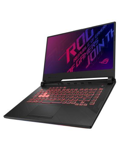 "Лаптоп Asus ROG STRIX G -  G531GW-AZ167T, 15.6"", i7-9750H, RTX 2070, черен - 1"