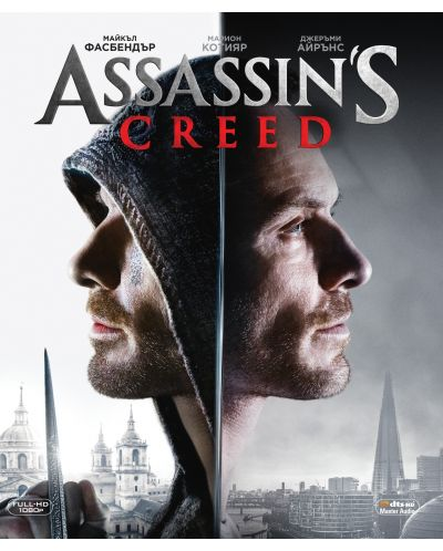 Assassin's Creed (Blu-Ray) - 1