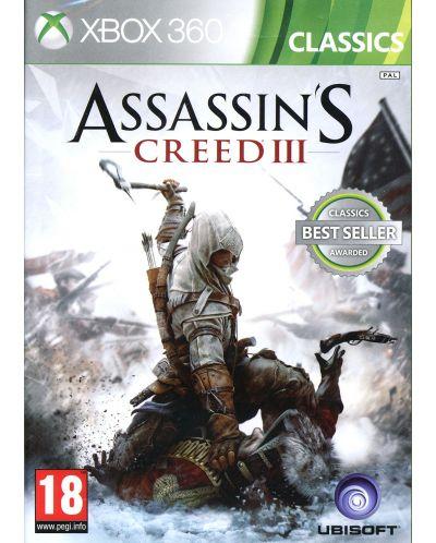 Assassin's Creed III - Classics (Xbox 360) - 1