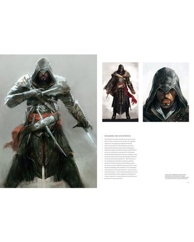 Assassin's Creed: The Complete Visual History (Hardcover) - 5