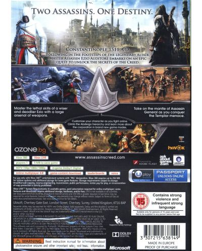 Assassin's Creed: Revelations - Classics (Xbox 360) - 5